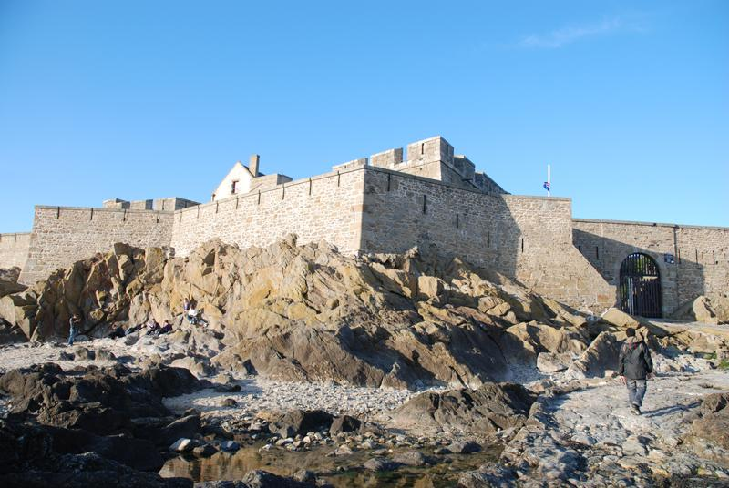 history of fort national in st malo